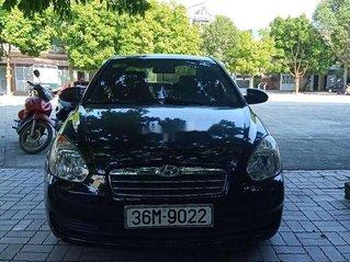 Bán Hyundai Verna sản xuất năm 2009, màu đen, nhập khẩu nguyên chiếc