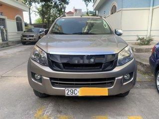 Cần bán lại xe Isuzu Dmax sản xuất 2017, màu vàng, nhập khẩu Thái Lan số tự động