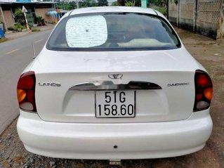 Cần bán xe Daewoo Lanos năm 2003, màu trắng xe gia đình