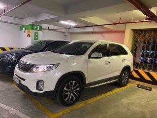 Cần bán lại xe Kia Sorento 2019, màu trắng như mới