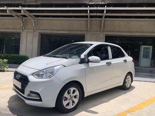Bán ô tô Hyundai Grand i10 sản xuất 2019, màu trắng