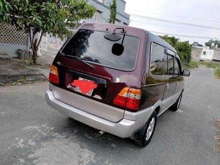 Cần bán lại xe Toyota Zace năm sản xuất 2002, màu đỏ, nhập khẩu