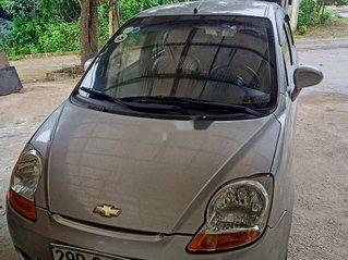 Bán xe Chevrolet Spark năm sản xuất 2012, màu bạc