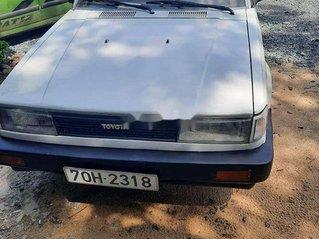 Bán Toyota Corolla năm 1989, màu bạc, giá chỉ 35 triệu