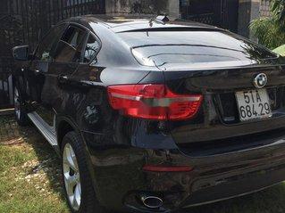 Bán xe BMW X6 sản xuất năm 2009, màu đen, nhập khẩu, giá chỉ 655 triệu