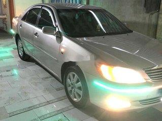 Bán xe Toyota Camry 2002, màu bạc chính chủ