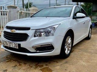 Bán ô tô Chevrolet Cruze đời 2017, màu trắng, 375 triệu