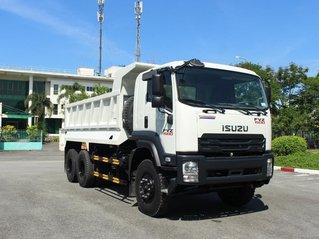 Xe ô tô tải tự đổ Isuzu FVZ34QE4, giá: 1.810 tỷ