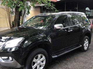 Cần bán lại với giá thấp chiếc Isuzu Mu-X 2.5, máy dầu, số sàn đời 2017 xe còn mới
