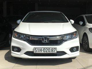 Bán xe Honda City 1.5CVT 2019, biển TP xe đẹp, trả góp chỉ 178 triệu