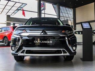 Mitsubishi Outlander sản xuất 2020, màu đen