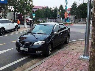 Cần bán Toyota Vios sản xuất 2005, màu đen, nhập khẩu, số sàn