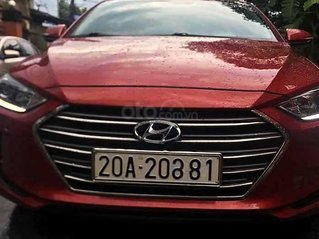 Cần bán xe Hyundai Elantra năm sản xuất 2016, màu đỏ