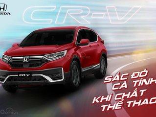 [Honda Bắc Ninh] Honda CR-V khuyến mãi cực hấp dẫn tháng cuối năm