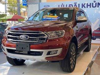 Ford Everest Titanium new giá cực tốt tháng 11 - chỉ 250 triệu là nhận xe - vay 90%