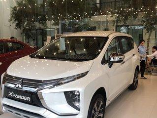 Mitsubishi Xpander - giảm 50% thuế trước bạ - ưu đãi khuyễn mãi ngập tràn - giá thấp nhất miền bắc