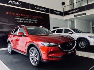 New Mazda CX5 Luxury 2.5L + 1 năm tặng bảo hiểm vật chất và gói nâng cấp, giá cực ưu đãi