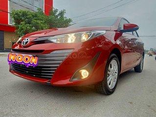 Cần bán xe Toyota Vios đời 2019, màu đỏ