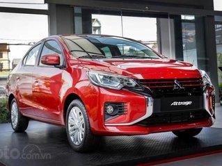 Cần bán xe Mitsubishi Attrage 2020, màu đỏ