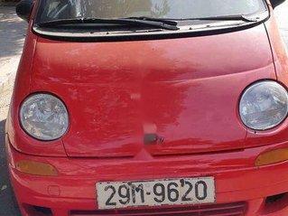 Bán Daewoo Matiz năm sản xuất 2001, màu đỏ, giá 48tr