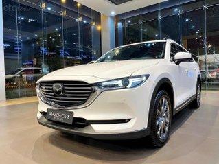[ Mazda Gò Vấp- Hồ Chí Minh ] - Mazda Cx-8 SUV 7 chỗ, 999 triệu, ưu đãi giảm thuế trước bạ 50%, nhiều quà tặng hấp dẫn