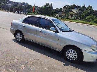 Bán Daewoo Lacetti sản xuất năm 2004, màu bạc còn mới, giá 108tr