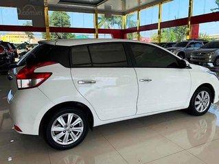 Bán Toyota Yaris năm 2015, màu trắng, xe nhập