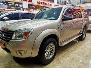 Bán Ford Everest 2.5L 4x2 MT sản xuất 2009, chính chủ, giá tốt