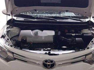 Bán ô tô Toyota Vios đời 2016, màu trắng như mới, 355tr