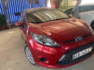 Cần bán Ford Fiesta năm sản xuất 2011, màu đỏ chính chủ