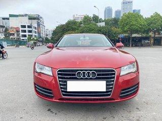 Bán ô tô Audi A7 đời 2012, màu đỏ, nhập khẩu nguyên chiếc