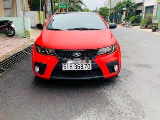 Cần bán Kia Cerato Koup 2011, màu đỏ, nhập khẩu Hàn Quốc