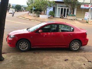 Bán ô tô Mazda 3 2009, màu đỏ, xe nhập xe gia đình, giá chỉ 285 triệu