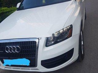Cần bán Audi Q5 năm 2010, màu trắng, xe nhập