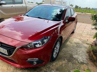 Chính chủ bán xe Mazda 3 đời 2017, màu đỏ