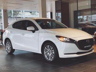 Hỗ trợ mua xe giá thấp với chiếc Mazda 2 Deluxe sản xuất năm 2020, giao nhanh