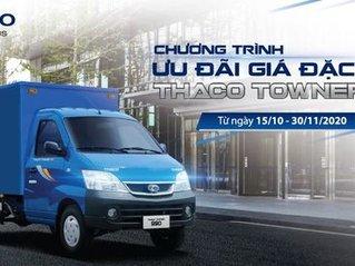 Bán xe Thaco Towner 990 thùng kín