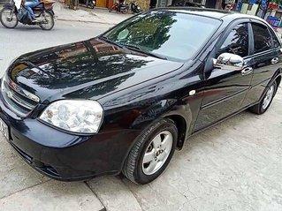 Bán ô tô Chevrolet Lacetti năm 2011, màu đen còn mới, giá 210tr