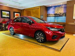 [Honda Ô Tô Long Biên] Honda City 2021 ưu đãi tiền mặt + Quà tặng hấp dẫn