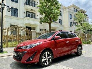 Bán xe Toyota Yaris đời 2018, màu đỏ mới 95% giá tốt 595 triệu đồng