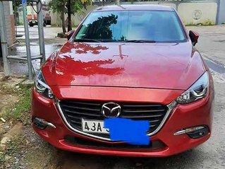 Bán Mazda 3 năm 2018, màu đỏ còn mới giá cạnh tranh