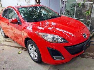 Bán xe Mazda 3 năm sản xuất 2010, màu đỏ còn mới