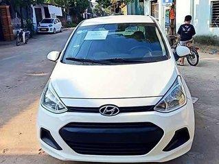 Cần bán Hyundai Grand i10 năm 2016, màu trắng, nhập khẩu còn mới