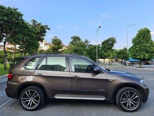 Bán xe BMW X5 3.0 máy dầu model 2011, đăng ký 2011, biển đẹp