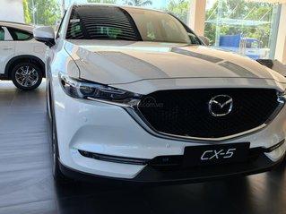 Mazda Kiên Giang - Mazda CX-5 2.5 Luxury 2020 - Giảm tiền mặt 140tr - Có xe giao ngay đủ các màu - Trả góp thủ tục nhanh