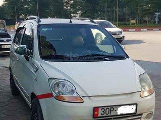 Cần bán gấp Daewoo Matiz sản xuất 2007, màu trắng, xe nhập còn mới, 99 triệu