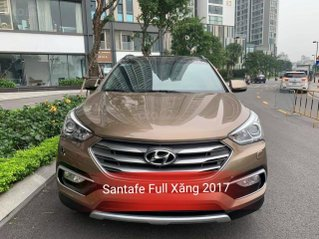 Hyundai Santa Fe 2017 bản Full xăng