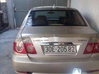 Bán ô tô Lifan 520 đời 2008, màu vàng cát