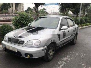 Bán Daewoo Lanos đời 2003, màu trắng, xe nhập