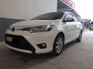 Cần bán lại xe Toyota Vios sản xuất 2017, giá tốt, xe chính chủ